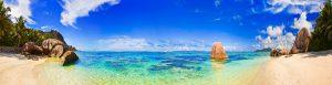 фартук для кухни море и пляж
