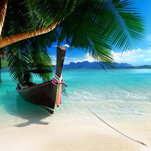 Моря, пляжи