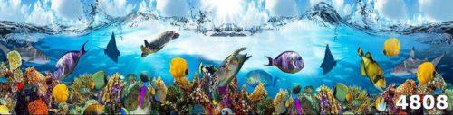 Подводный мир скинали