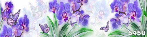 голубые орхидеи скинали