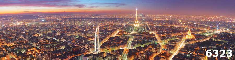 Скинали Ночной Париж
