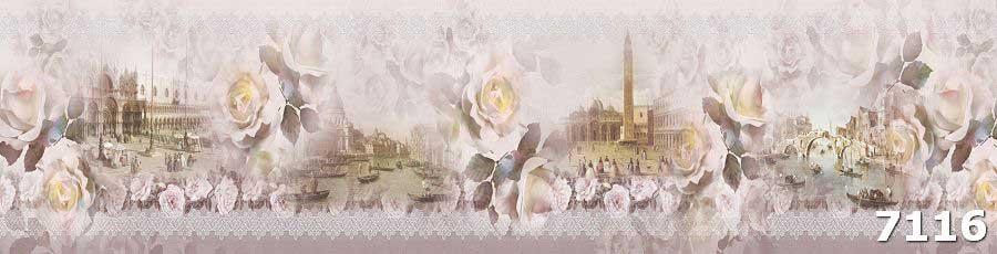 Скинали Розы белые