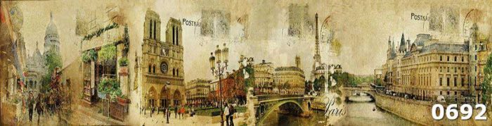 Скинали Улочки Парижа
