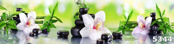 Скинали Цветы и камни