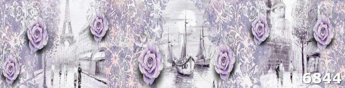 Скинали Розы на воде