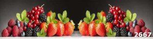 Скинали с ягодами