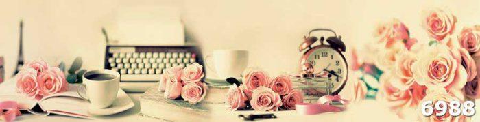 Скинали Розы чайные