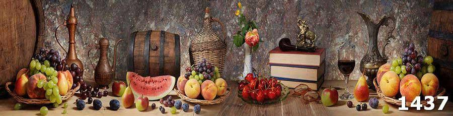 Стекло на кухонный фартук Натюрморт