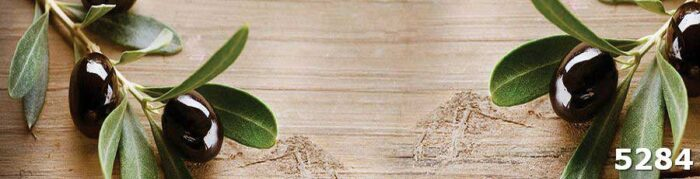 Фартук кухни Оливковая ветвь