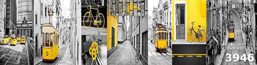 Скинали на заказ Желтый трамвай