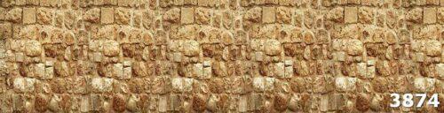 Кухонный фартук скинали Каменная стена