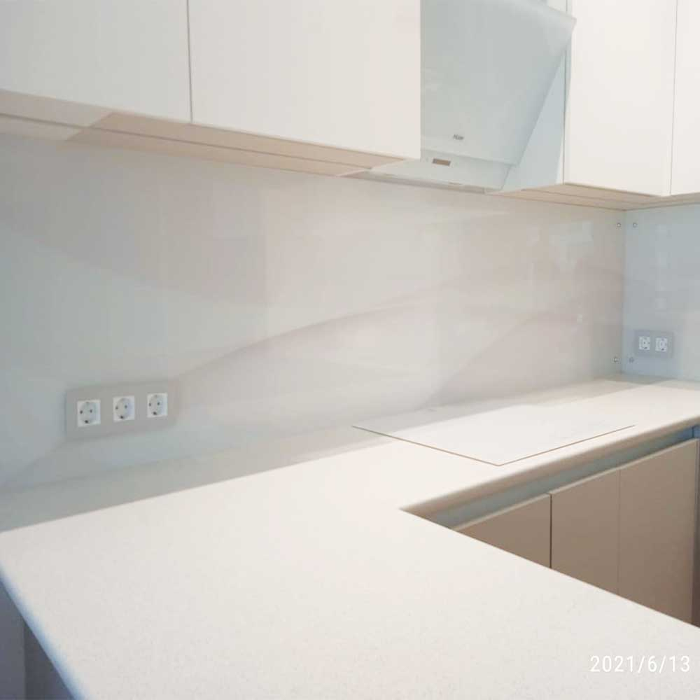 Фото стеновых фартуков для кухни с фотопечатью