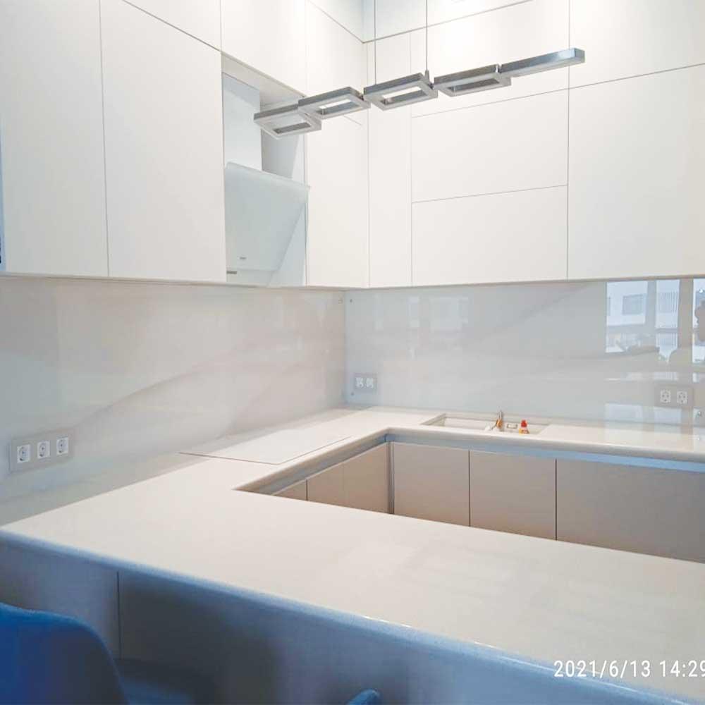 Стеновые фартуки для кухни с фотопечатью фото